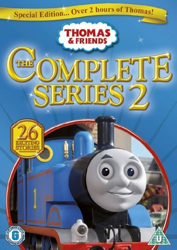Thomas The Tank Engine And Friends The Complete Series 2