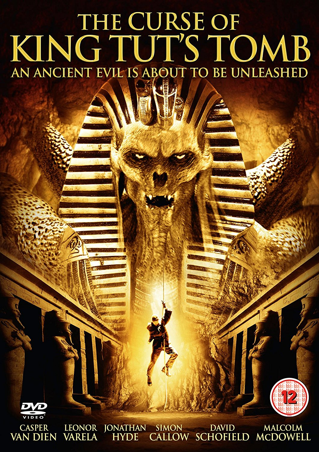The Curse Of King Tut's Tomb (DVD) (C-12) 5060352300413